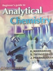 analytical chemistry