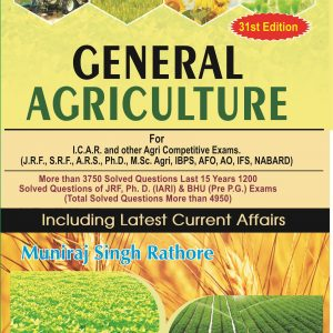 General Agri. 31st Edition