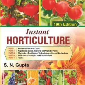 Instant Horticulture