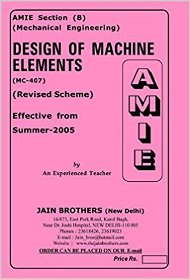design of machine elements paper