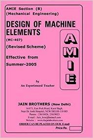 design of machine elements paper