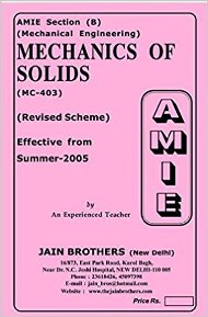 mechanics of solids paper