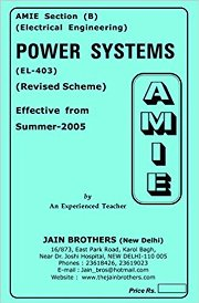power systems paper