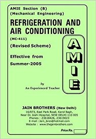 refrigeration and air conditioning paper
