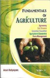 fundamentals of agriculture vol 2