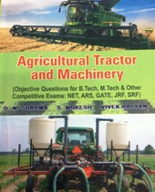 agriculture tractor and machinery