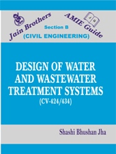 design of water and wastewater