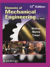 element of mech. eng.