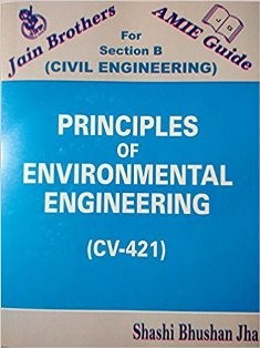 Principles of Environmental Engineering
