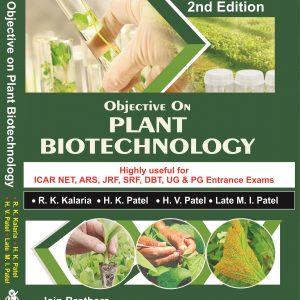 objective plant biotechnology