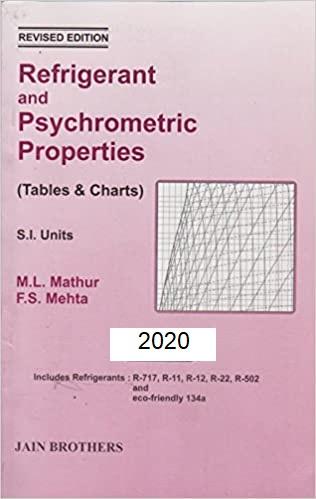 Refrigerant and Psychrometric Properties