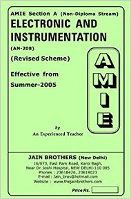 Electronics and Instrumentation solved papers
