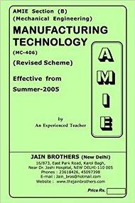 Manufacturing tech paper