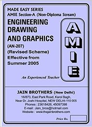 engineering drawing and graphics solved paper