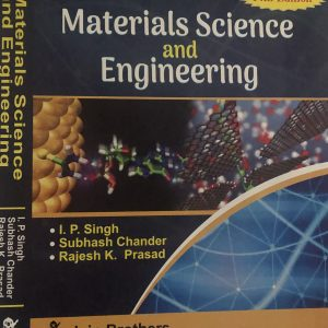 material science and eng.