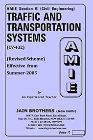 traffic and transportation paper