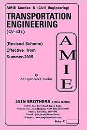 transport engineering paper