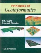 principles of geoinformatics