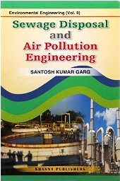 sewage disposal and air pollution